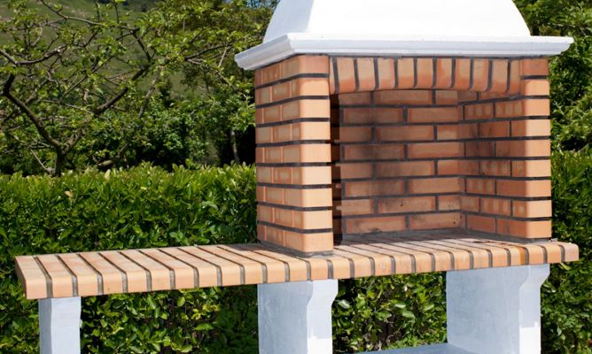 Pintar chimenea exterior bricoman a for Impermeabilizar pared ladrillo exterior