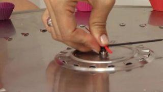 Cómo hacer un reloj original... ¡con la tapa de una sartén! - Paso 6