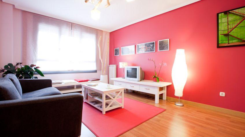 Decoracin paredes saln ideas para decorar las paredes del - Cuadros decoracion salon ...