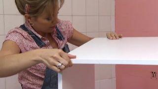 Renovar una cocina sin hacer obra, ¡en color rosa! - Paso 3