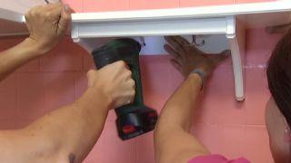 Renovar una cocina sin hacer obra, ¡en color rosa! - Paso 7