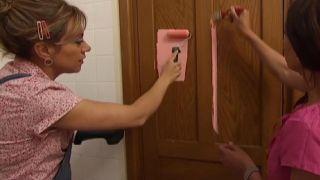 Renovar una cocina sin hacer obra, ¡en color rosa! - Paso 8