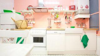 Renovar una cocina sin hacer obra, ¡en color rosa! - Paso 11
