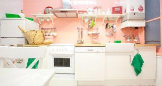 Reformar una cocina sin hacer obra decogarden Reformar casa antigua con poco dinero