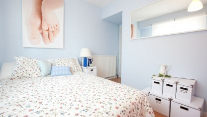 Decorar dormitorio agradable y relajado