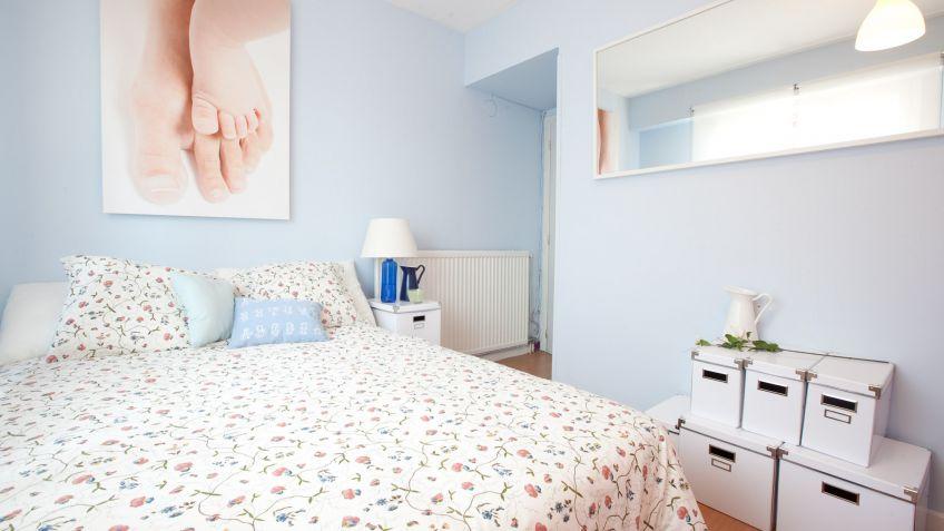 Decorar dormitorio agradable y relajado - Decogarden