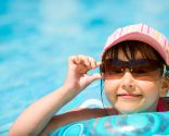 Elegir gafas de sol para niños
