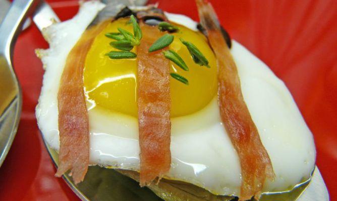 recetas de pinchos con huevos de codorniz