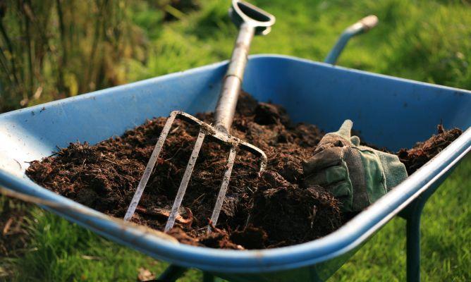 Crear compost o compostaje bricoman a for Bricomania jardin
