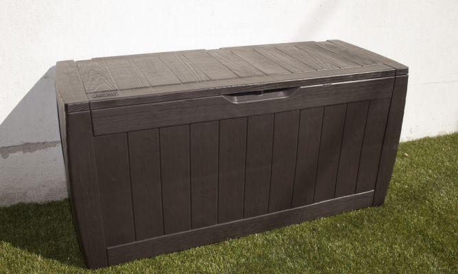 Sujetar un mueble de exterior bricoman a for Muebles bricomania
