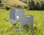 Balancín con forma de elefante