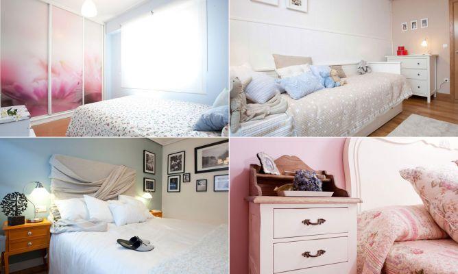 Colores relajantes para el dormitorio hogarmania - Pinturas de decoracion de dormitorios ...