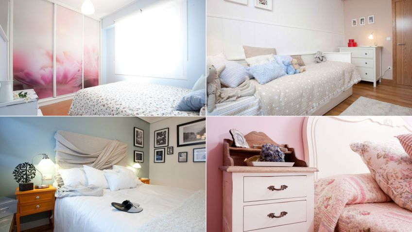 Colores relajantes para el dormitorio Decogarden