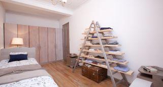 decorar habitacin de dos camas para alquilar