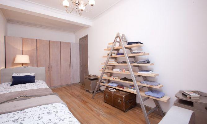 Decorar habitaci n de dos camas para alquilar decogarden - Programa decorar habitacion ...
