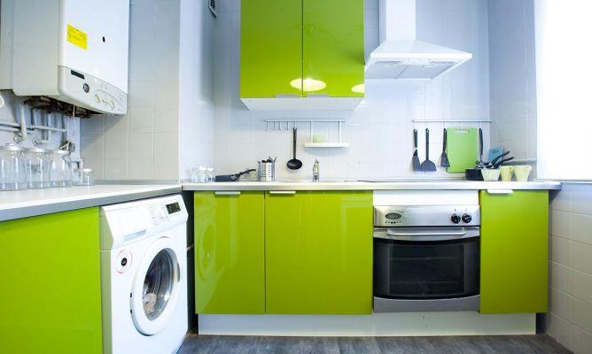 Reformar una cocina sin hacer obra decogarden for Como hacer una cocina