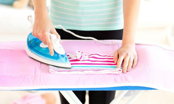 Planchar r pido es posible hogarmania - Planchado de ropa ...