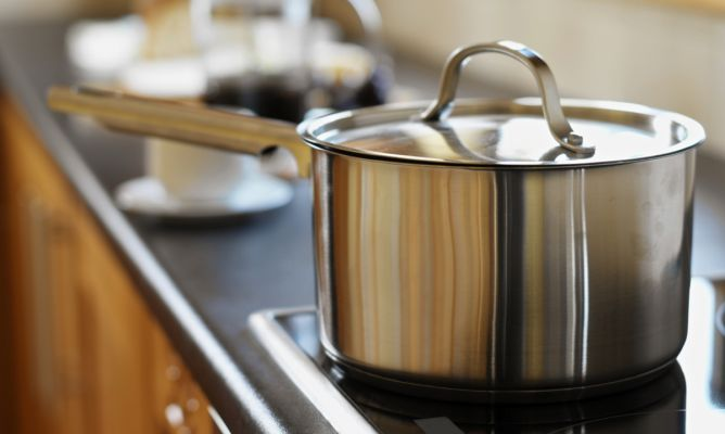 Cocina de inducci n vitrocer mica o gas hogarmania - Cocina de induccion ...