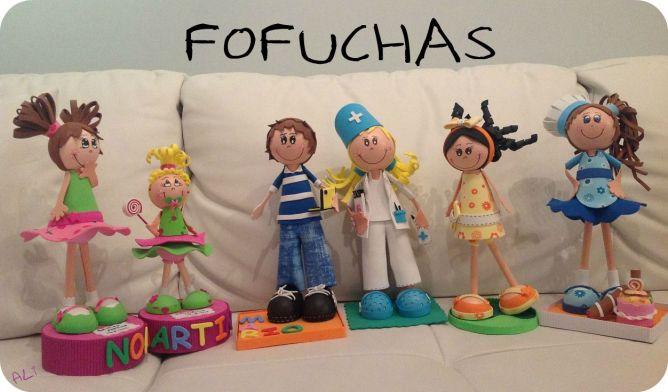 Fofuchas