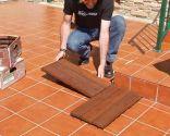 Revestir suelo de terraza bricoman a - Suelo terraza exterior precios ...