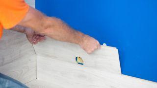 Instalar laminado decorativo