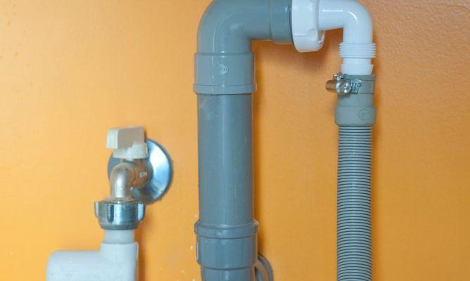 Mejorar el desag e de los electrodom sticos bricoman a - Tubos desague pvc ...