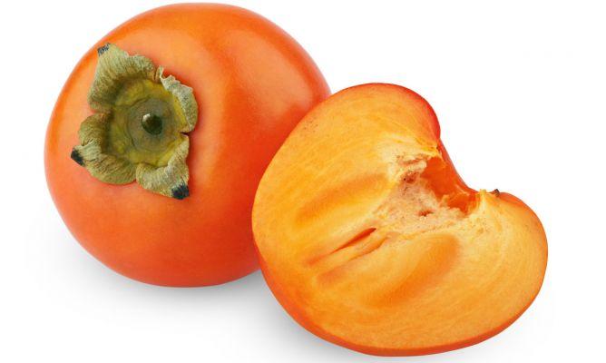 como se come el kaki fruta