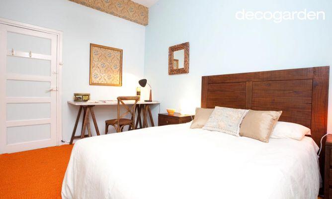 Actualizar y modernizar un dormitorio decogarden for Actualizar dormitorio clasico