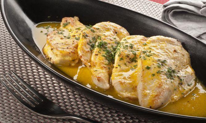 receta de filetes de pollo a la naranja bruno oteiza