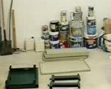 Montar un armario de resina