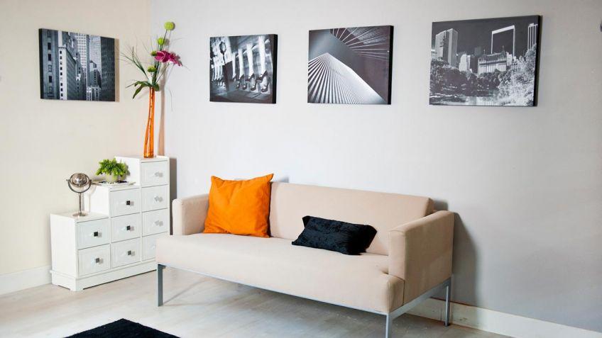 Colocar cuadros encima del sofa como colocar cuadros encima del sofa with colocar cuadros - Cuadros para encima del sofa ...