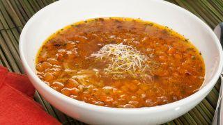 Hinojo, planta contra la indigestión - Sopa de calabaza, zanahoria e hinojo