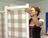 Integrar el dormitorio en la decoración del salón