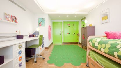 Iluminaci n en habitaciones infantiles hogarmania for Programa decoracion habitaciones