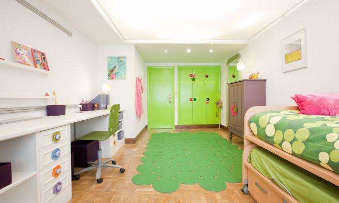 Decorar un dormitorio infantil decogarden - Decorar dormitorios infantiles ...