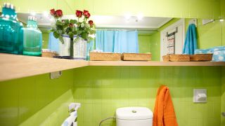 renovar baño sin obra