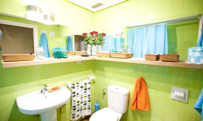 Reformar Baño Pequeno Sin Obras:Actualizar el baño sin hacer obras – Decogarden – Decoración