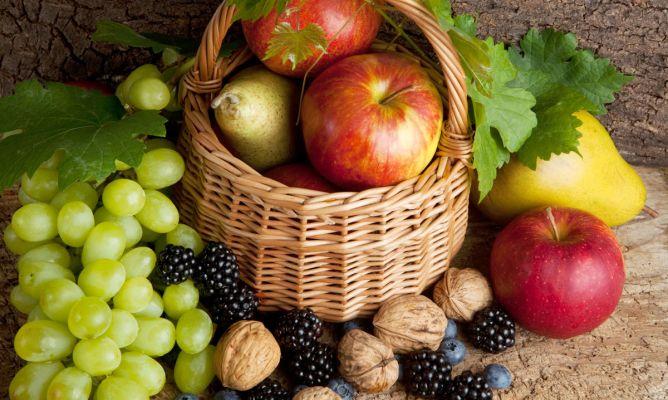 Frutas De Otoño Hogarmania