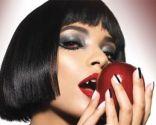 maquillajes halloween - boca vampiresa