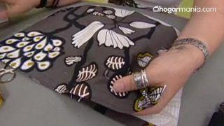 Cómo hacer un bolso de tela - Paso 2