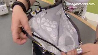 Cómo hacer un bolso de tela - Paso 5