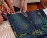 Minifalda vaquera