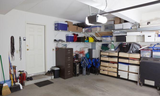 Organizar el trastero o el sótano - Hogarmania