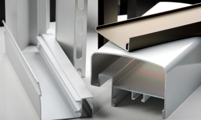 Perfiles de aluminio hogarmania - Perfiles de aluminio para armarios ...