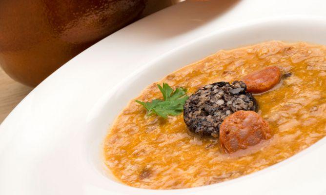 Receta de sopa castellana karlos argui ano - Sopa castellana casera ...