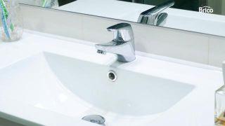 Cómo renovar una junta de lavabo