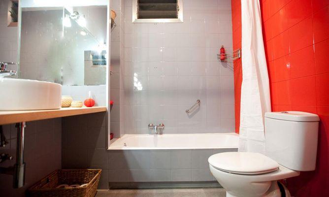 renovar el baño sin obras - decogarden - Ideas Para Decorar Un Bano Sin Obras