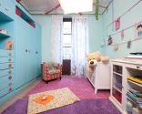Habitación infantil alegre y divertida