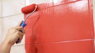 Renovar el baño sin obras - Paso 2