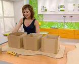 Mueble de cartón paso 3
